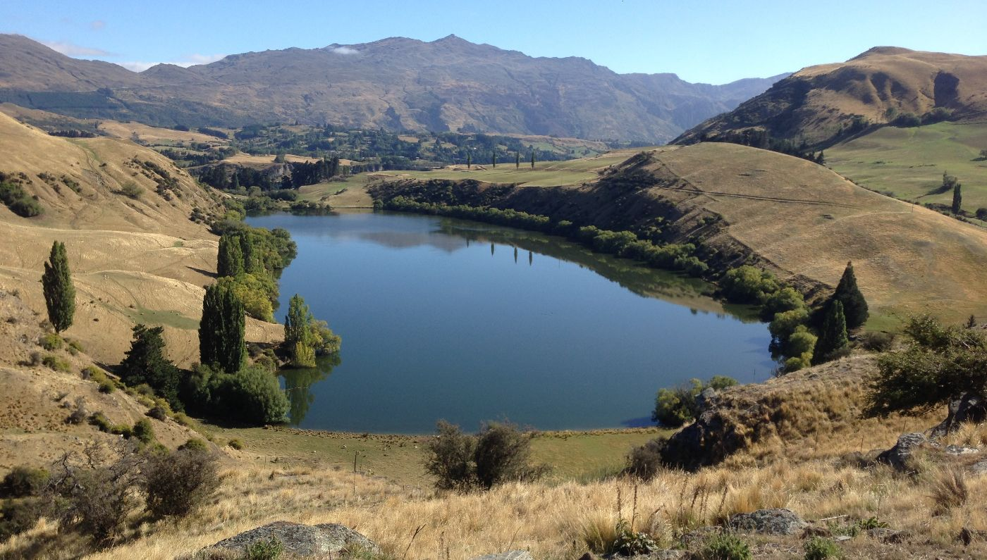 Lake Johnson, Queenstown wedding venue